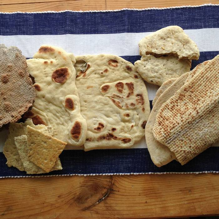 Teaser image for Sampling Scandinavian Flatbreads