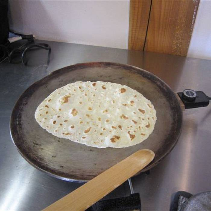 Teaser image for Scandinavian Holiday Baking: Making Lefse