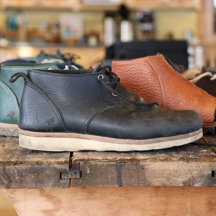 Teaser image for Shoemaking: Chukka Boot