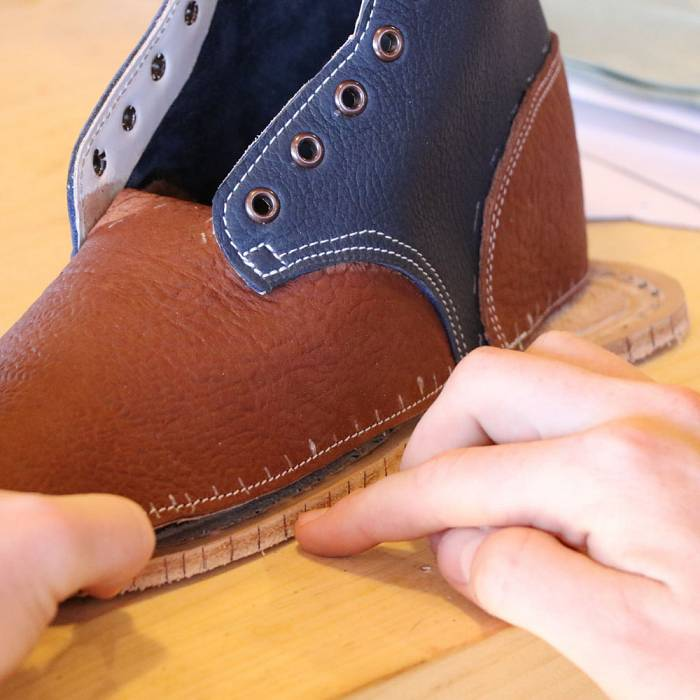 Teaser image for Shoemaking: Internal Stitchdown Workboots