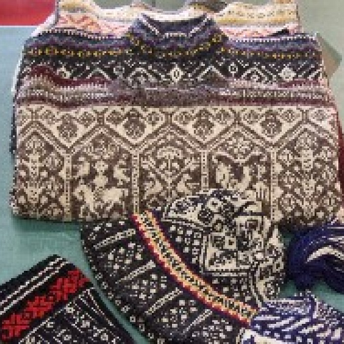 Introduction to Northern Knitting Traditions