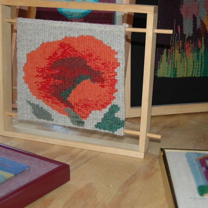Teaser image for Tapestry Weaving: Painting with Fiber