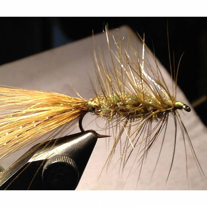 Teaser image for Tying Trout Flies for Northern Waters
