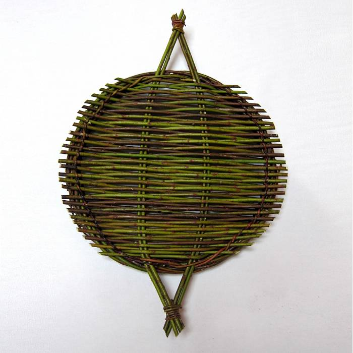 Teaser image for Willow Weaving: Serving Tray