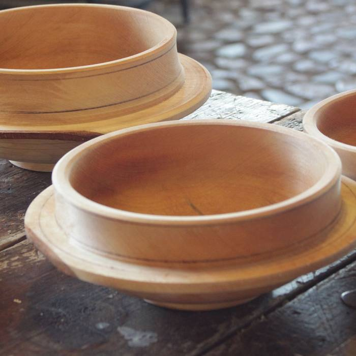 Teaser image for Wooden Bowl Turning: Norwegian Ale Bowls  on the Pole Lathe