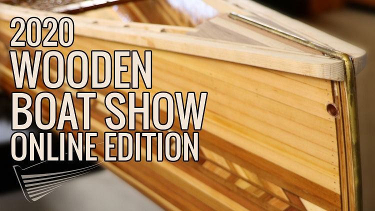 Image of Wooden Boat Show: Online Edition