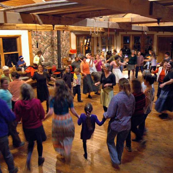 Image for Contra Dance