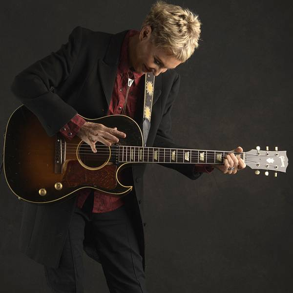 Image for Featured Performer: Eliza Gilkyson