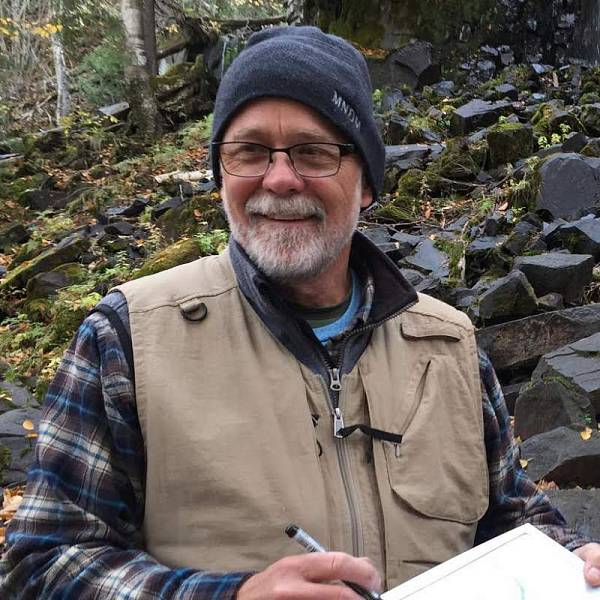 Image for Webinar: The Geologic Story of Lake Superior with Jim Miller