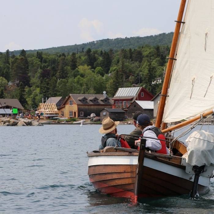 Teaser image for Wooden Boat Show and Summer Solstice Festival