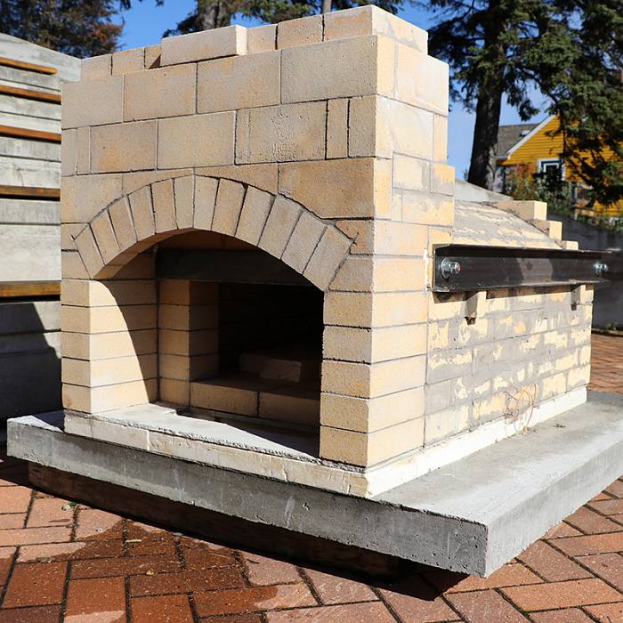Photo for Wood-Fired Brick Bread Oven