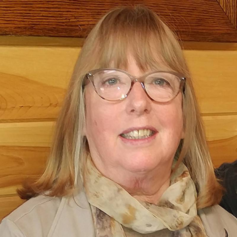 North House Folk School photo of instructor, Marie Westerman