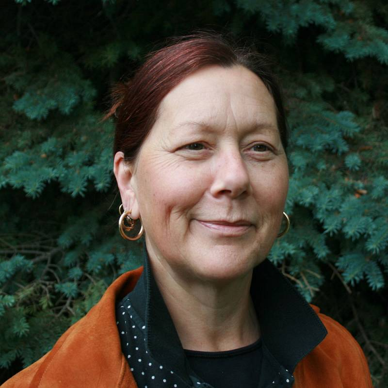 North House Folk School photo of instructor, Jo Wood