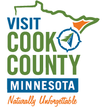 Logo for North House Folk School Partner, Visit Cook County