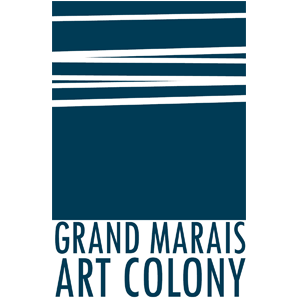 Logo for North House Folk School Partner, Grand Marais Art Colony