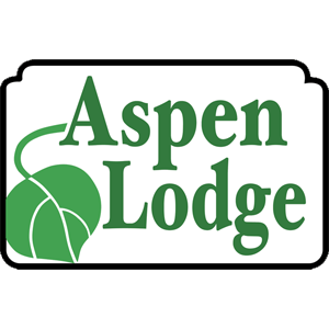 Logo for North House Folk School Partner, Aspen Lodge