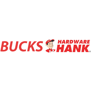 Logo for North House Folk School Partner, Buck's Hardware Hank