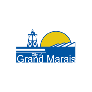 Logo for North House Folk School Partner, Grand Marais Liquor Store
