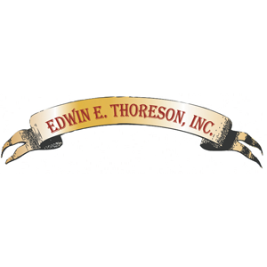 Logo for North House Folk School Partner, Edwin E. Thoreson, Inc