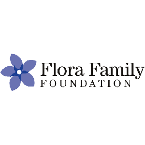Logo for North House Folk School Partner, Flora Family Foundation