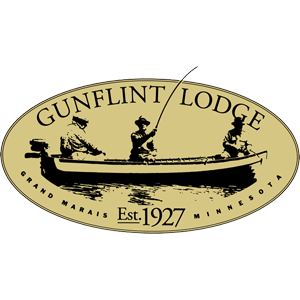 Logo for North House Folk School Partner, Gunflint Lodge