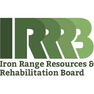 Logo for North House Folk School Partner, Iron Range Resources & Rehabilitation Board