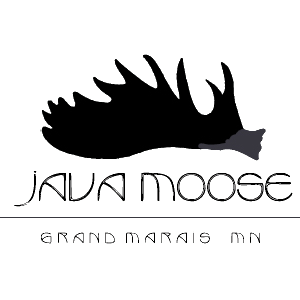 Logo for North House Folk School Partner, Java Moose Espresso