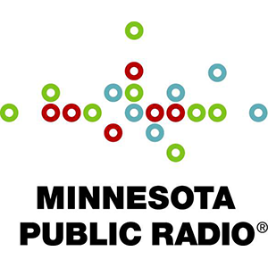 Logo for North House Folk School Partner, Minnesota Public Radio