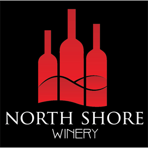 Logo for North House Folk School Partner, North Shore Winery