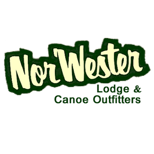 Logo for North House Folk School Partner, Nor'Wester Lodge & Canoe Outfitters