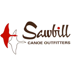 Logo for North House Folk School Partner, Sawbill Outfitters