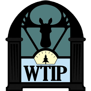 Logo for North House Folk School Partner, WTIP North Shore Community Radio