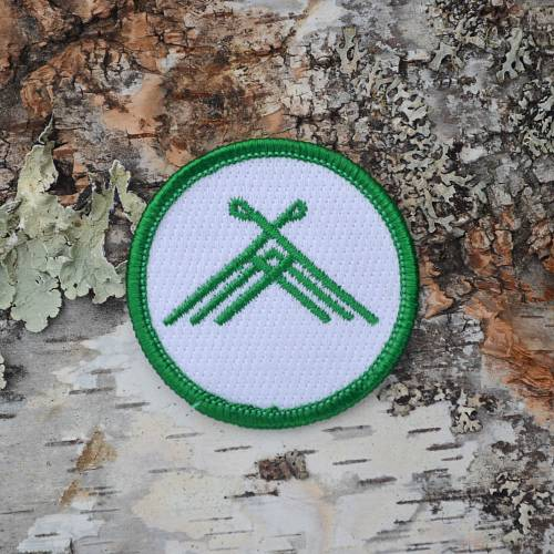 Product image for North House Sew-on Patch