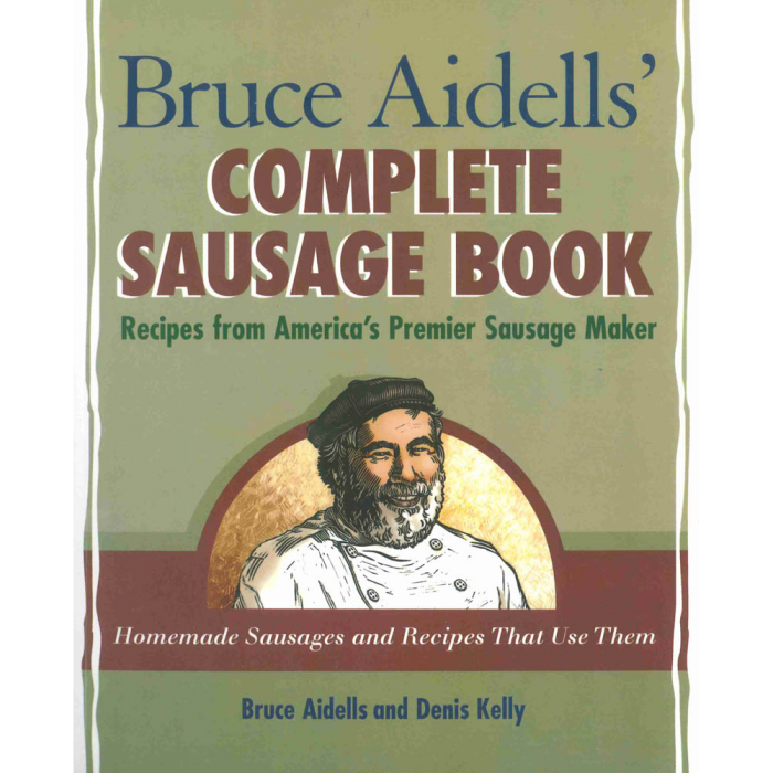 Product image for Bruce Aidells' Complete Sausage Book