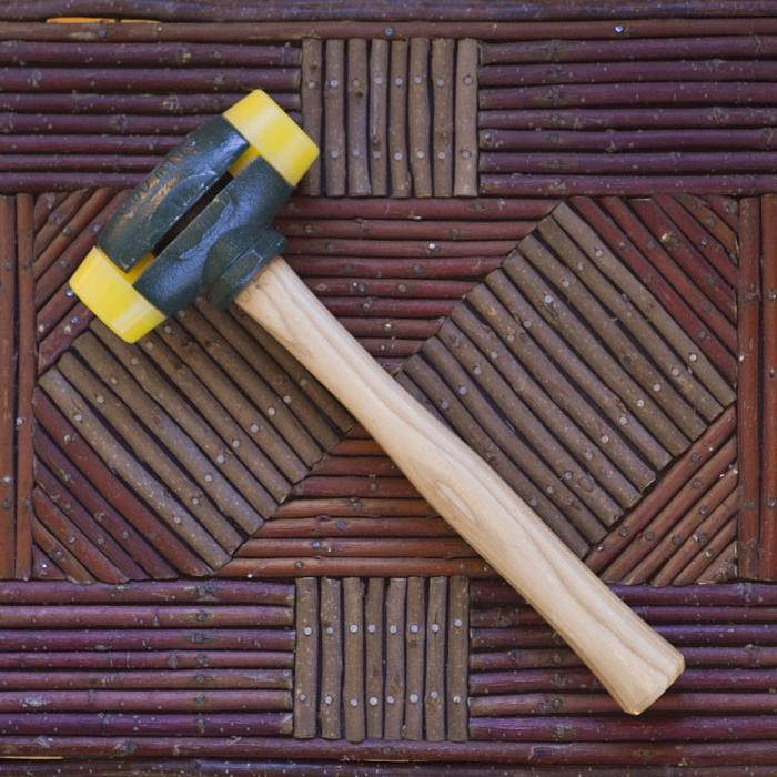 Product image for Garland Plastic-tipped Mallet