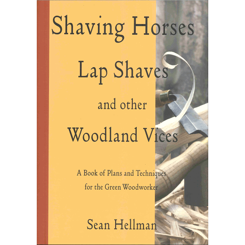 Product image for Shaving Horses, Lap Shaves, and other Woodland Vices