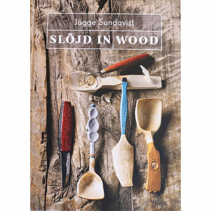 Product image for Slöjd in Wood by Jögge Sundqvist