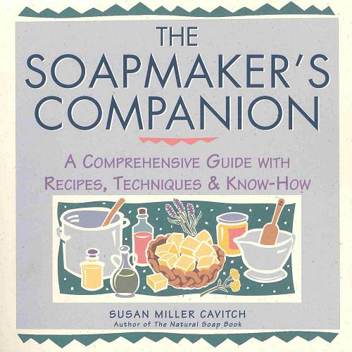 Product image for The Soapmaker's Companion