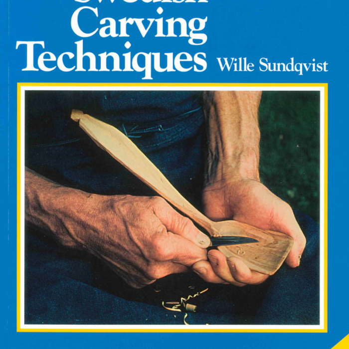 Product image for Swedish Carving Techniques