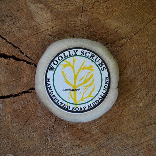 Product image for Wooly Scrub